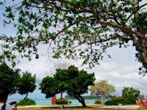 Парк у пляжа Ypao Beach Park