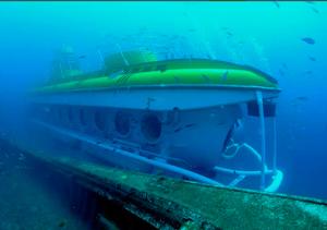 Экскурсия на Гуамской подводной лодке