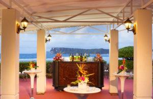 Романтический ужин в отеле Hilton Guam
