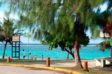 Пляж Гуам Ypao Beach Park